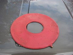 The big red doughnut