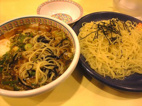 ラーメン『神座』-つけ麺