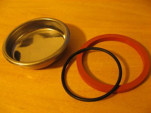 Blind Filter and ISOMAC VENUS Gasket