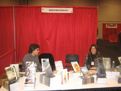 Hawthorne Books, Wordstock 2007, Portland OR