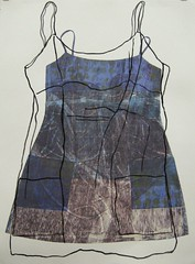 sketch, dress #7 state 3, 2007