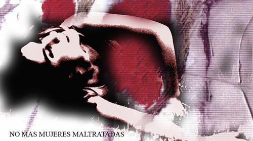 NO MAS MUJERES MALTRATADAS
