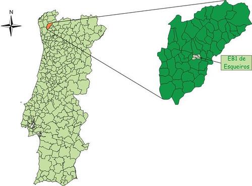 Portugal - Braga - Vila Verde - Esqueiros
