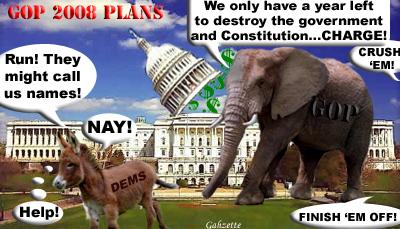 GOP 2008 Plans