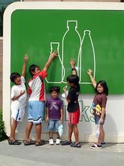 Bottles (bleublogger) Tags: colors children bottle singapore object signboard melikey insingapore