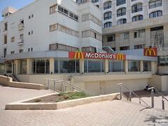 McDonald's Tel Aviv Hayarkon 81 (Israel) (mckroes) Tags: restaurant israel store mac 26 tel aviv fastfood mcdonalds east junkfood middle macdonalds mcdo 81 macdo fastfoodjoint hayarkon mckroes  w350
