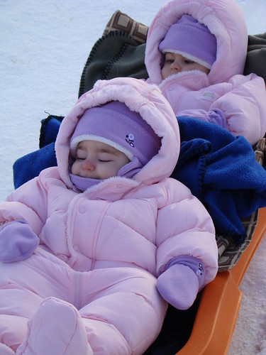 Cruisin' through the Snow
