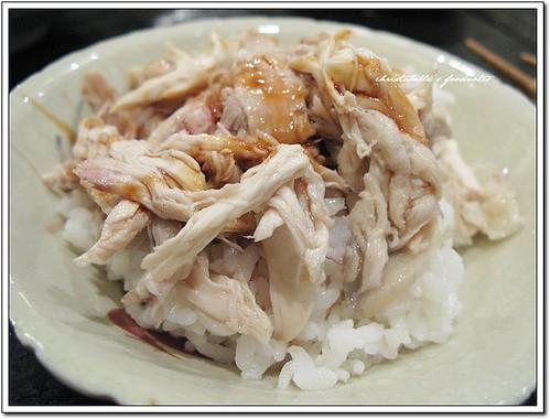 小隱大隱雞絲肉飯Chicken Rice
