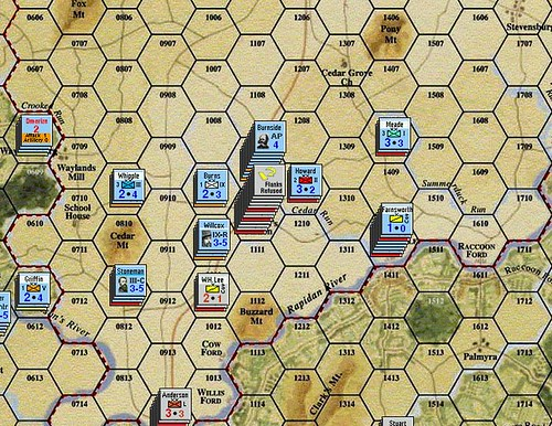 Burnside Takes Command - Battle of Mitchell's Station 7/7