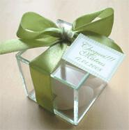 Caixinha de vidro com amndoas (Sweet Presentes) Tags: lembrancinha amndoas matrnidade