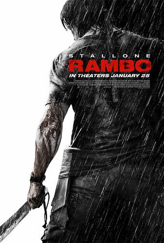 John Rambo cuarta parte