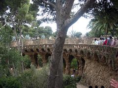 PARQUE GEL -BARCELONA- (alvarofontaneda) Tags: barcelona espaa architecture spain arquitectura catalua spagne naturesfinest blueribbonwinner onlythebestare wonderfulworldmix betterthangood llovemypic