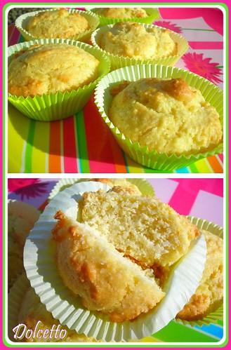 mix muffin cocco riso