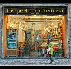 Creperia (CGoulao) Tags: street people italy coffee caf bar catchycolors pessoas walk rua fachada cor photoshoped soe pastelaria loja hdr passeio itlia creperia montra comrcio shieldofexcellence anawesomeshot impressedbeauty aplusphoto top20travel excellentphotographerawards photofaceoffwinner fiveflickrfavs platinumheart cafetteria hdraward alemdagqualityonlyclub mygearandme