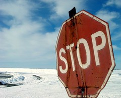 Stop, But Don't Stop