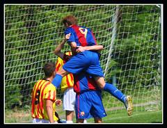 """Barcelona 2  Sant Andreu 0 <a style=""""margin-left:10px; font-size:0.8em;"""" href=""""http://www.flickr.com/photos/23459935@N06/2242746034/"""" target=""""_blank"""">@flickr</a>"""