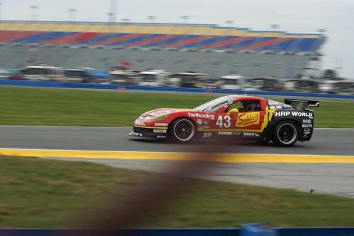 Corvette go fast