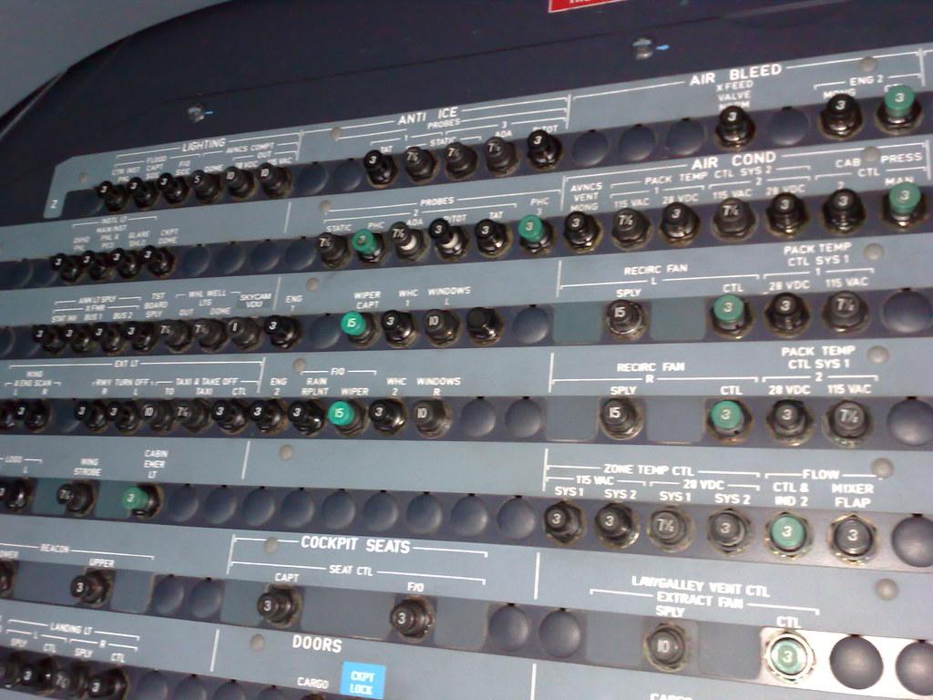 Breakers A321 RTO