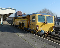UK on-track plant (onewayticket) Tags: railways ontrackplant plassertheurer tamperliner