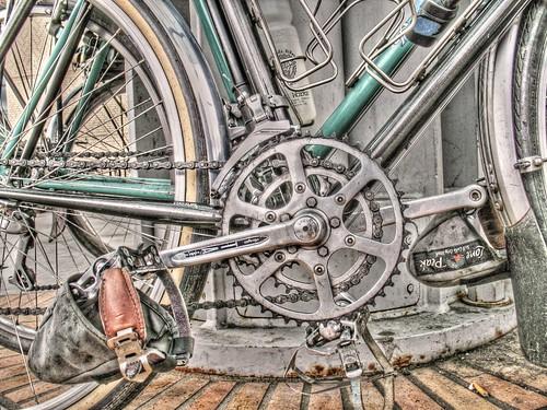 ruidos en la bicicleta