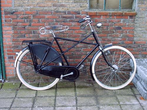 1957 Simplex Cycloïde Crossframe