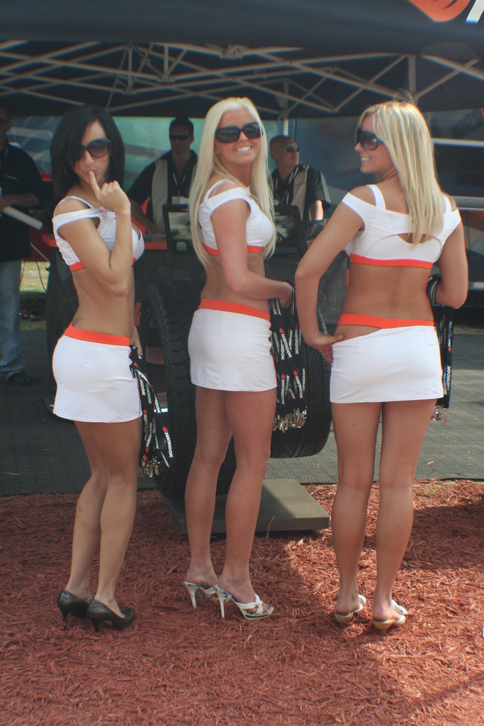 Hankook Tire Girls