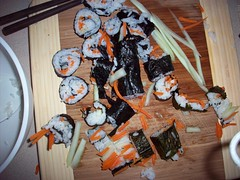 sushi fail (melanie1127) Tags: food sushi fail