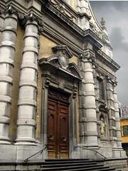 Saint Loup (BrigitteChanson) Tags: church saint belgium belgique belgi iglesia chiesa loup baroque picturesque glise namur jesuit wallonie namen saintignace saintloup jsuite impressedbeauty