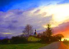 Frentuna church (Per Ola Wiberg ~ Powi) Tags: sunset sweden sunsets loveit april sverige 1001nights 2008 soe kyrka fairplay musictomyeyes aclass natureworld thegalaxy intouchwithnature creativephoto svartsjlandet natureplus mywinners frentuna platinumphoto amazingshots superbmasterpiece ithinkthisisart diamondclassphotographer flickrdiamond theothervillage excellentphotographerawards flickrsun ~vivid~ colormyworlddaily cmwd colourartawards wonderfulworldmix sasaward goldstaraward magicaltouch photoexploregroup dragongoldaward ilovemypics spiritofswedennorway spiritofphotography flickrsrainbowpics explorewinnersoftheworld qualitypixels fabulousflicks theloveshack luminosityandlight throughyoureyestoours frentunachurch thelightpainterssociety panoramafotogrfico doubledragonawards artofimages visionaryartsgallery visionaryartsgalleryplatinumgold visionaryartsgalleryelite mygearandme vangoghaward ~~cherishyourdreamsandvisions~~ whaticallart artwithoutendandadmired chariotsofartists peaceandheart chariotsofartistslevel2 auniverseofphotography anewartphotogallery