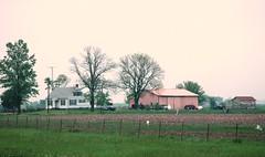 Illinois Farm Country (Ray Horwath) Tags: road travel trees signs illinois highway texas forrest farm scenic roadtrip missouri farms arkansas interstate roadsigns roads horwath statelines autotravel rayhorwath