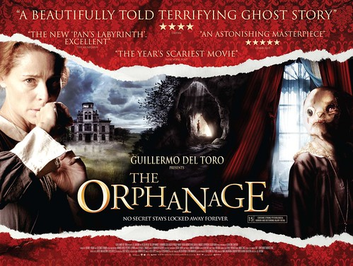 The Orphanage (2007) 720p BluRay DTS x264-ESiR