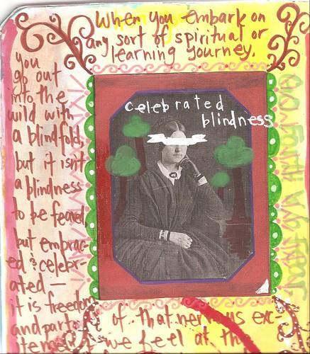 celebrated blindness