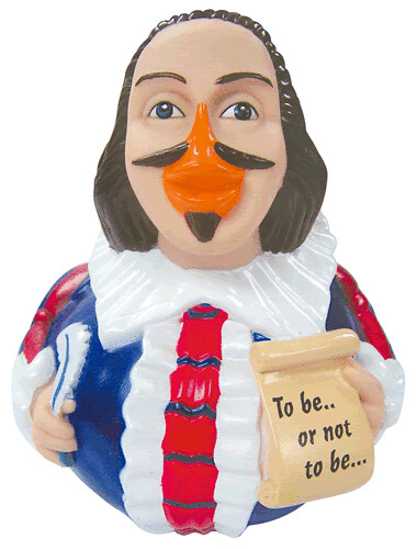 shakespeare duck