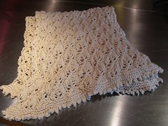 Voyager Lace Stole