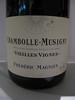 2004年份 Frédéric Magnien Chambolle-Musigny Vieilles Vignes