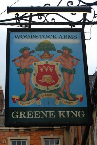The Woodstock Arms