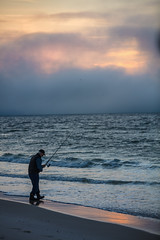 Gulf of Mexico Fishing (johnmcgrawphotography) Tags: alabama alabamasunrise beachsunrise canon canon5dsr gulfshores gulfshoresalabama gulfofmexico gulfofmexicobeach gulfofmexicoocean johnmcgrawphotography ocean orangebeach photography sunrise sunrisebeach travel travelphotography