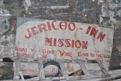 Jericho Inn Mission, Underground