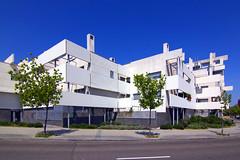 11 Social Housing (Wojtek Gurak) Tags: madrid architecture spain europe 11 pau morphosis bdu socialhousing carabanchel archiref