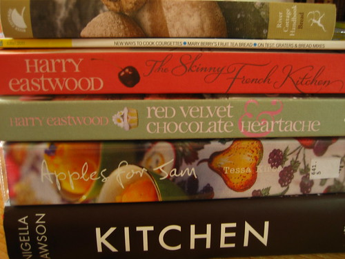 Current cookery book inspiration