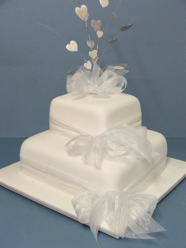Standard One And Two Tiered Wedding Cakes Toowoomba Wedding Cakes