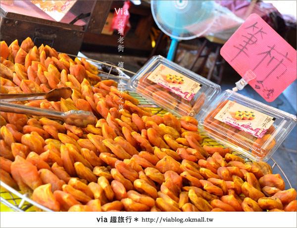 【新竹一日遊】北埔老街~在古廟舊巷內尋找專屬客家的美食11