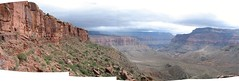Grand Canyon Oct 2007 Redwall Descent Pano (Owen Richard) Tags: arizona desert canyon backpacking grandcanyonnationalpark deercreektrail tapeats tapeatscreek