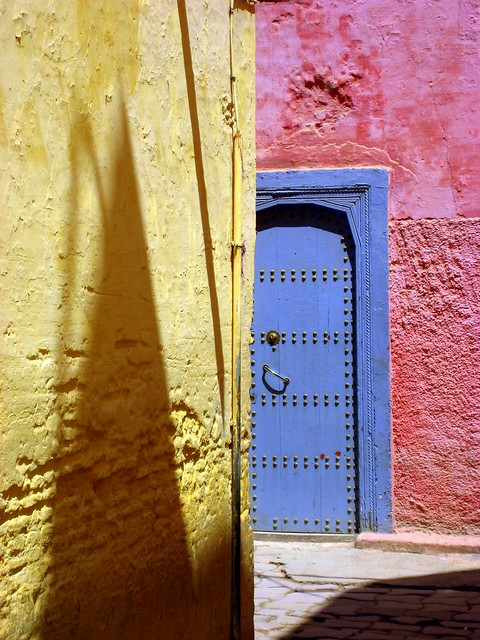 The colors of Morocco