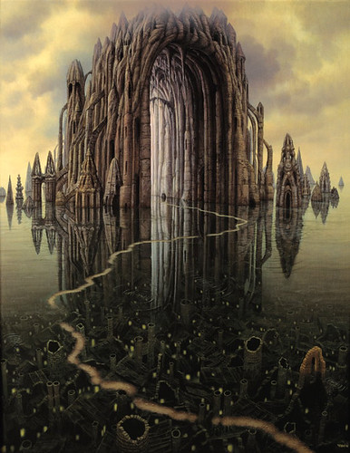 1579671033 f55825e4f5 Surreal Art of Jacek Yerka