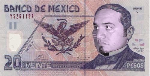 "16-10-07 ""20 Pesos"""