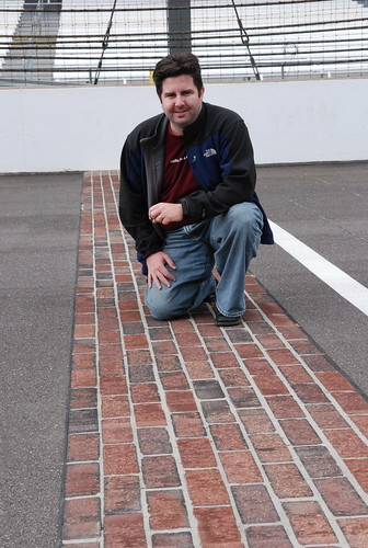 On the Bricks - Indianapolis Motor Speedway - Speedway, IN