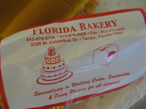 Origin of the species: Florida Bakery