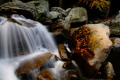 least resistance (rod lewis) Tags: autumn fab music color art fall nature water fountain mobile river flow waterfall nc rocks stream soft stones hard fast northcarolina boulders whitewaterriver mobileart naturalsculpture mywinners 3dimensions flickrgold rodlewis theperfectphotographer