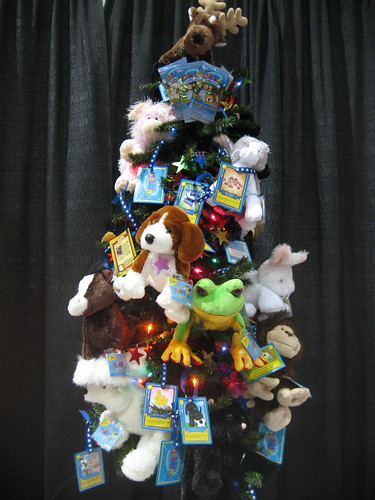 webkinz christmas tree